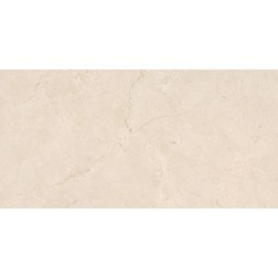 Porcemall Kronenhahn - Crema Marfil Crema Marfil Look Polished Rectified Porcelain Tile  12x24