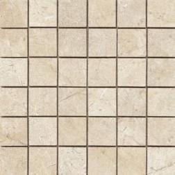 Porcemall Kronenhahn - Crema Marfil Square Crema Marfil Polished & Matte Mixed (2X2) 12x12
