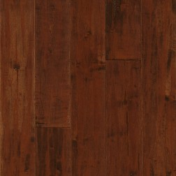 Armstrong American Scrape Hardwood Maple Cranberry Woods Solid Hand Scraped 5""