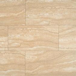 M S International - Tile Sigaro Dunes Matte 12 X 24 Ceramic Stone Looks