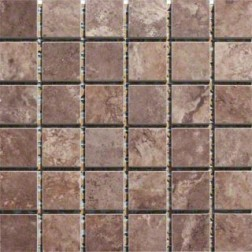 M S International - Tile Toscana Canyo Matte 2 X 2 Porcelain Stone Looks