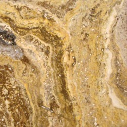 M S International - Natural Stone Travertine Tuscany Scabas Honed Filled 18 X 18 Travertine