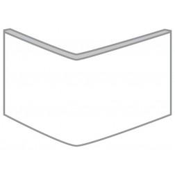 Emser Tile Newberry Grigio Corner 4x8