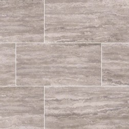 M S International - Tile Pietra Gray Polished 2 X 4
