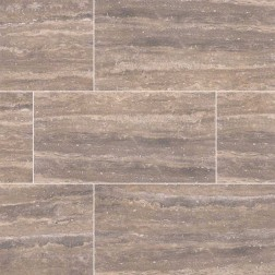 M S International - Tile Pietra Noce Polished 16 X 32
