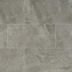 M S International - Tile Vision Glacier Matte 12 X 24 Ceramic Stone Looks