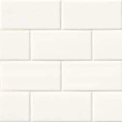 M S International - Tile Subway White Glossy 4 X 16 Ceramic Subway